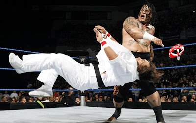 WWE Superstar Umaga HD wallpapers