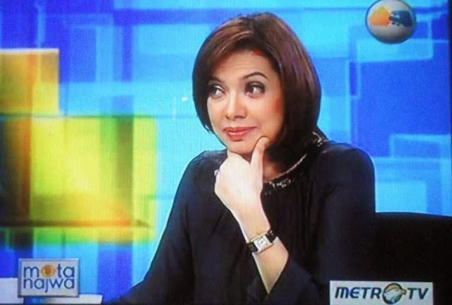 Najwa Shihab Presenter Mata Najwa
