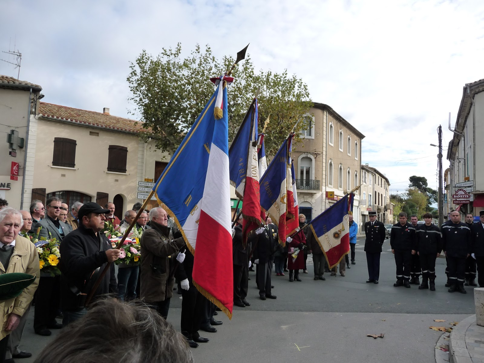Sainte h l ne chambres d 39 h tes armistice day jour de l for Chambre d hotes in france