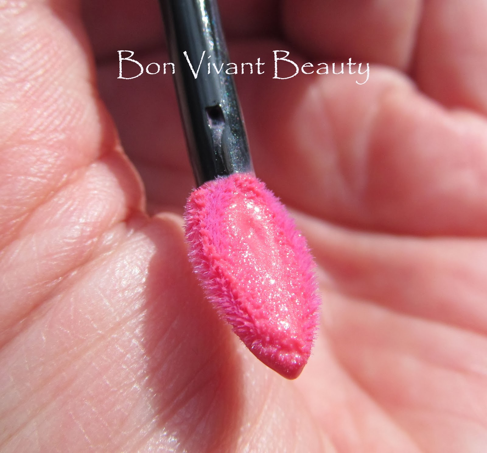 Loreal colour caresse wet shine stain - Rose On And On