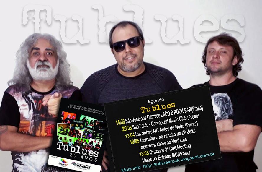 Tublues - 20 ANOS DE ROCK'NROLL