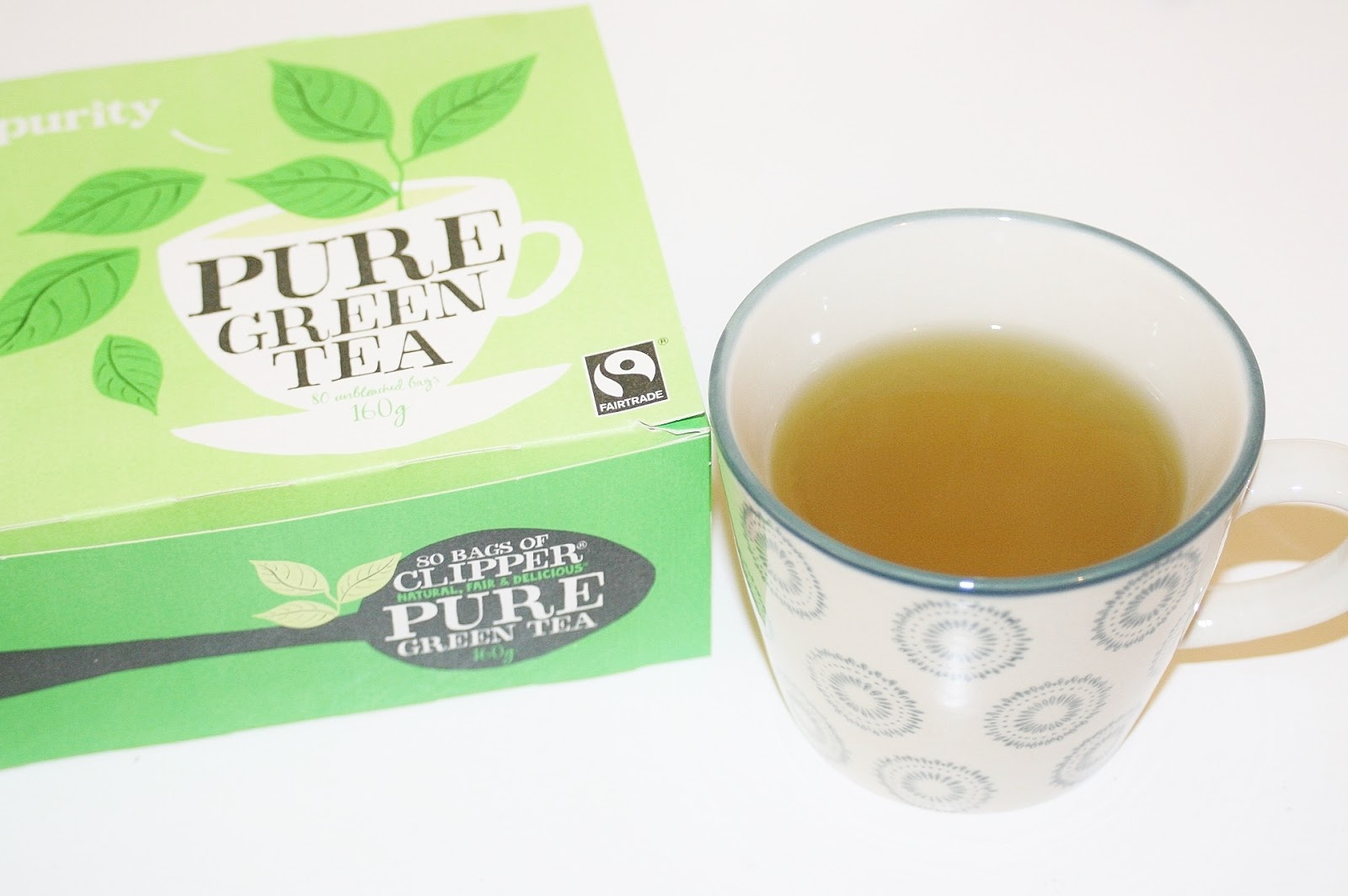 Katherine Penney Chic Current Favourites Green Tea Life