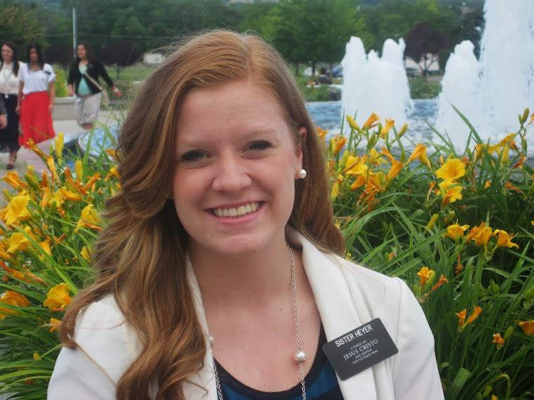 Sister Emily Heyer