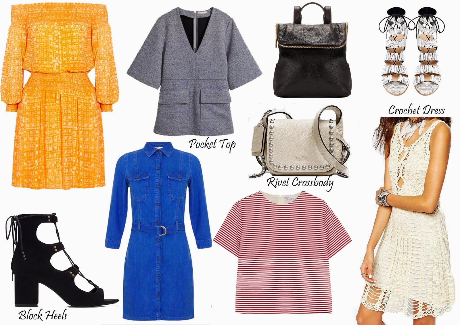Wednesday Wishlist 22.04.15 on Laura Rebecca Smith Fashion Blog