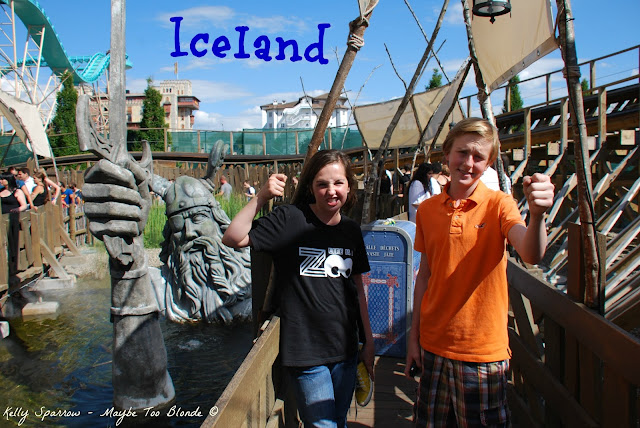 Europa Park - Iceland