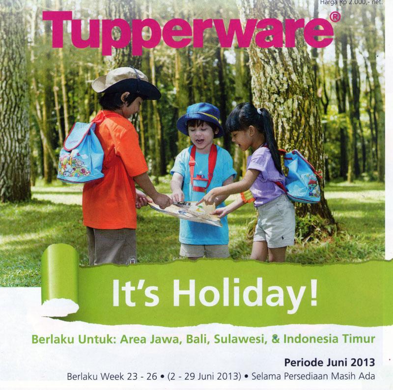 Katalog Tupperware Promo Juni 2013, tupperwareraya