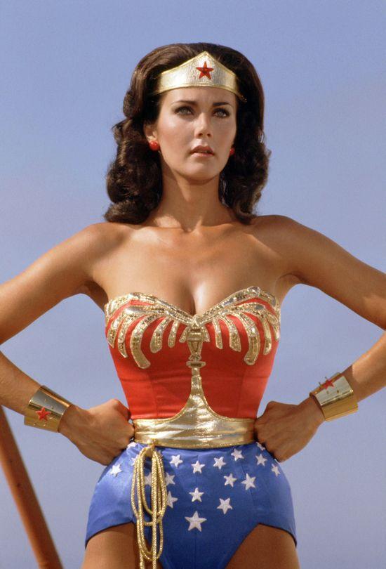 Sexy Superheroes: Wonder Woman – Lynda Carter