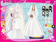 chơi game váy cưới cô dâu