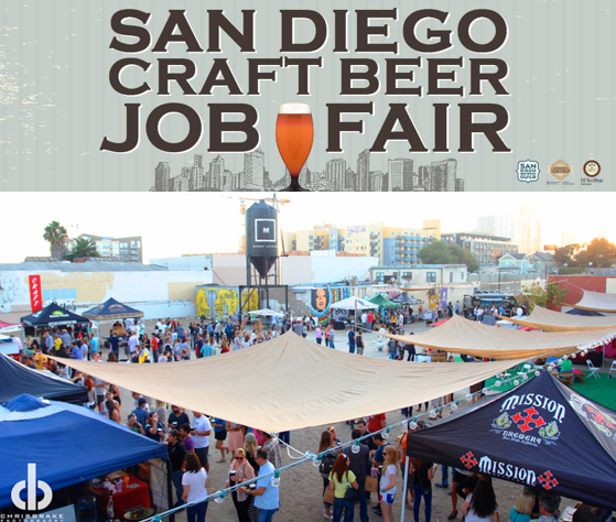 Sandiegoville want to work in the flourishing craft beer for Craft beer guild san diego