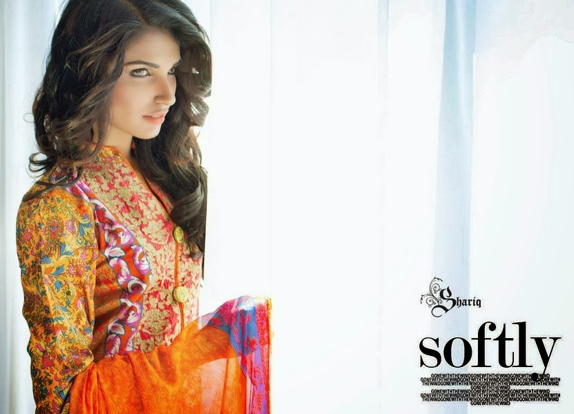 `Subhata Summer Lawn Collection 2014