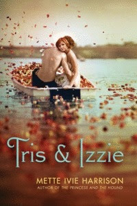 Review of Tris and Izzie by Mette Ivie Harrison published by Egmont