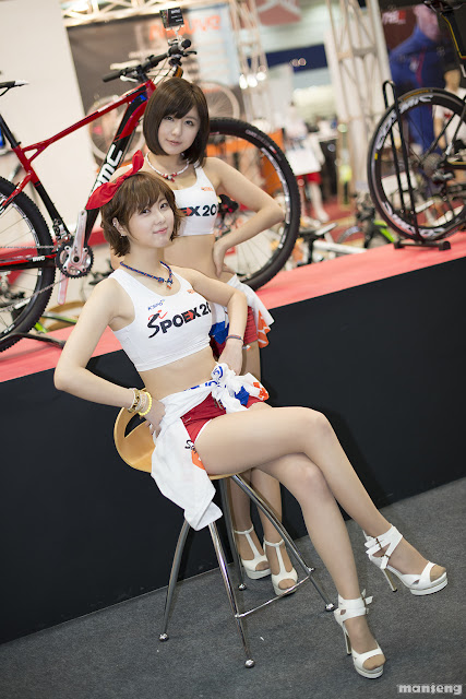 5 Ryu Ji Hye - SPOEX 2013 -Very cute asian girl - girlcute4u.blogspot.com