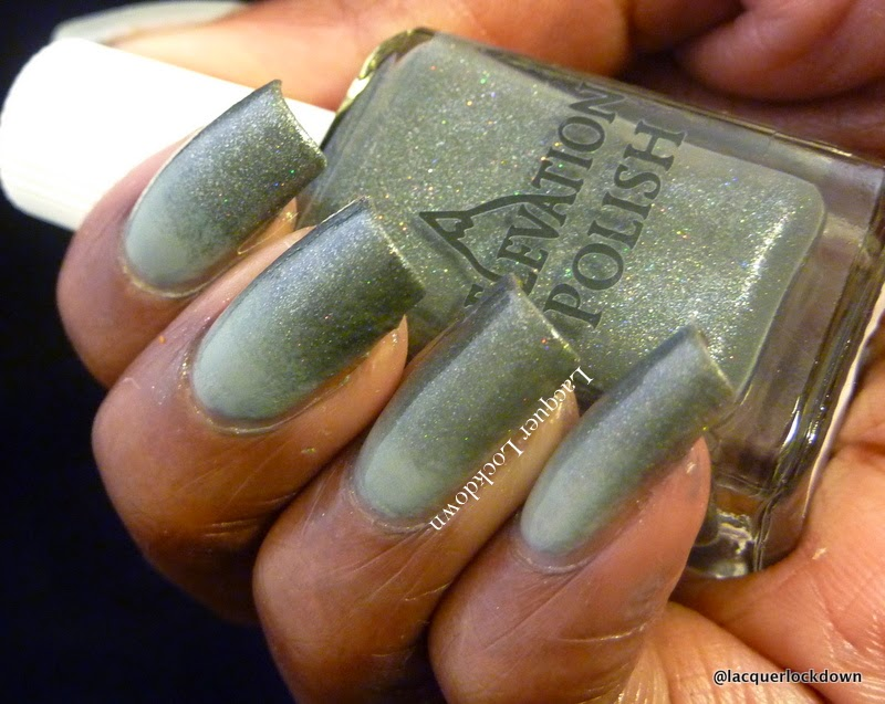 Lacquer Lockdown - Elevation Polish Kita, Elevation Polish Ridnitsohhka