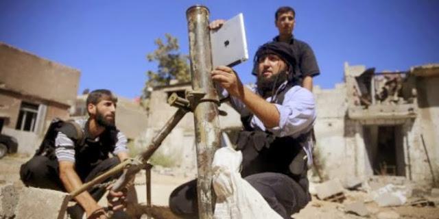 Roket dari Suriah Meledak di Lebanon