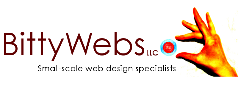 BittyWebs, LLC - No site too itty bitty.