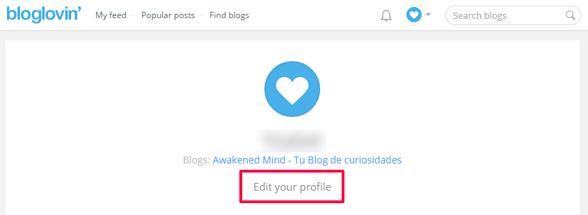 tutoriales, bloglovin, dar de alta blog, añadir blog, www.bloglovin.com, add blog, paso a paso, 4 pasos, sencillo, facil