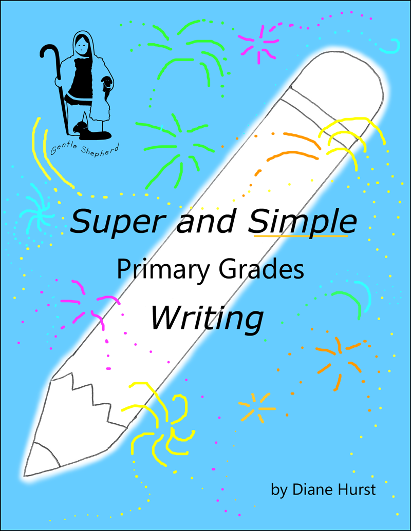 creative writing worksheets primary 2