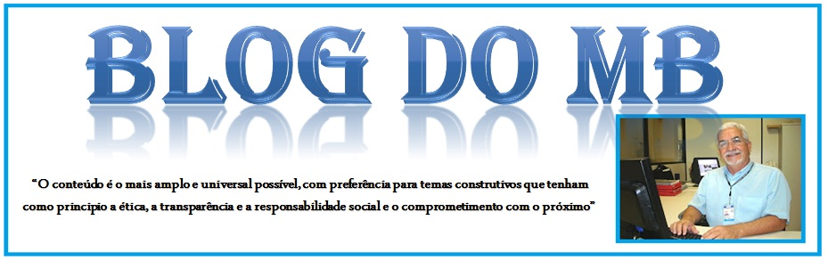 BLOG DO MB