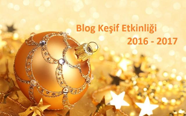 Blog Keşif Etkinliği 2016 / 2017