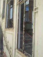 Институт Хирургии имени Вишневского на Большой Серпуховской - старый административный корпус, вид сзади совсем близко