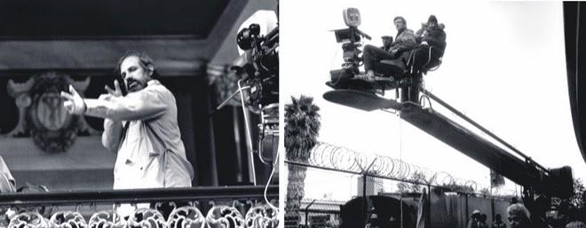 Scarface detrás de las cámaras