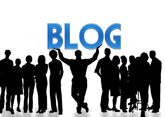 Blog service