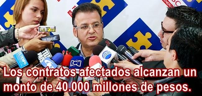 COLOMBIA: Acusan a 8 personas por irregularidades en contratación en Coomeva EPS