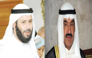 قضية الشيكات فيصل المسلم ناصر المحمد