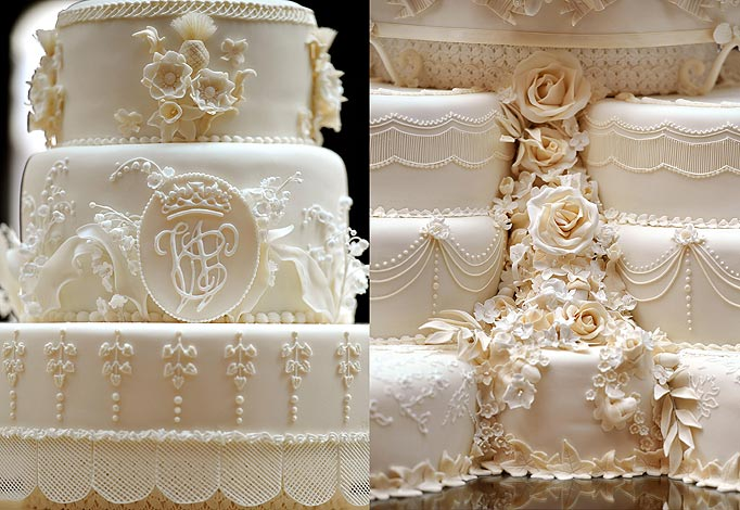 Wedding Cakes Pictures Royal Wedding Cakes