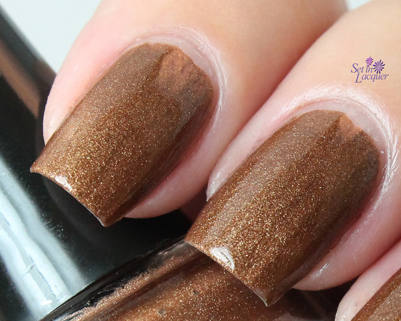 Alter Ego - Chocolatier (With top coat)
