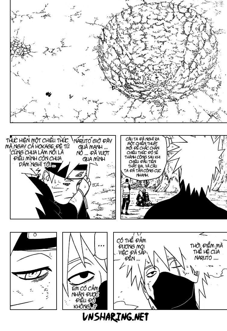 Naruto chap 342 Trang 6 - Mangak.info