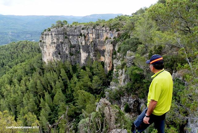 Mirador de la Noguerica - Cirat