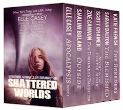 Shattered Worlds Box Set - 5 December