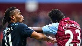 Video Gol Aston Villa vs Chelsea 1-2 Liga Inggris 7.2.2015