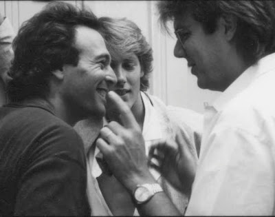 James Spader, John Hughes, Howard Deutch