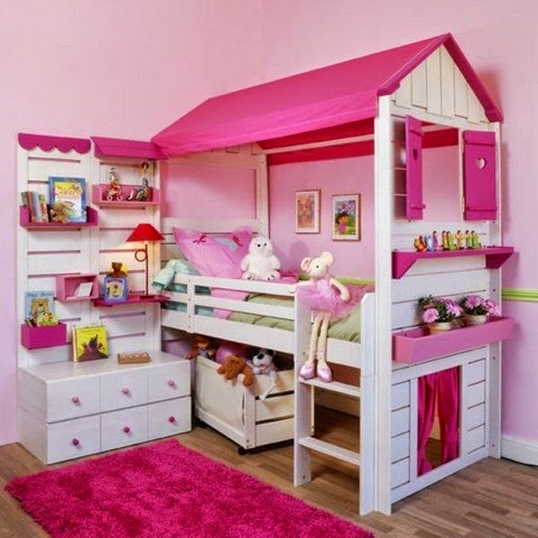 chambre de petite fille de 4 ans id e inspirante pour la conception de la maison. Black Bedroom Furniture Sets. Home Design Ideas