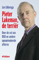 Boek tip: Pieter Lakeman, de terrir