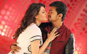 Jilla Movie Stills Vijay Kajal Agarwal starring Jilla-thumbnail-12
