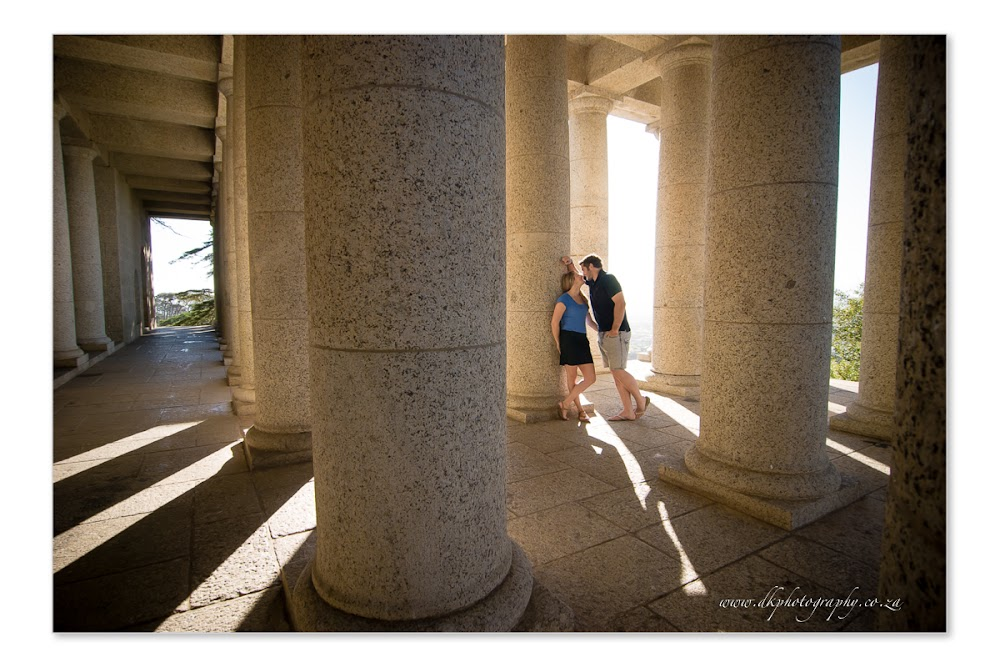 DK Photography Final+Slideshow-194 Ray & Don's Engagement Shoot in Muizenberg Beach & Rhodes Memorial  Cape Town Wedding photographer