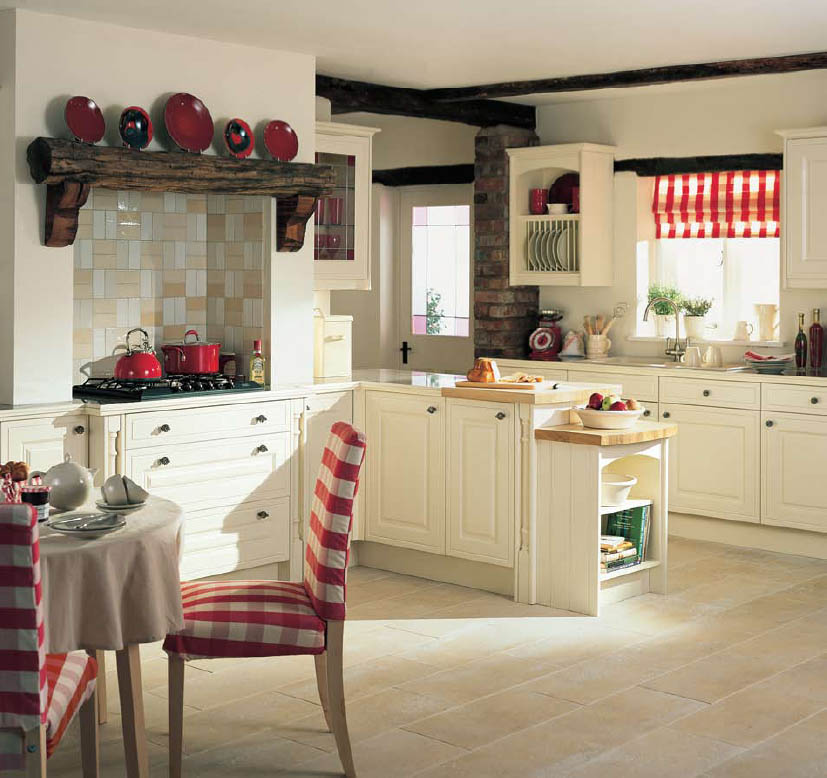 Home Interior Design & Decor: Country Style Kitchens