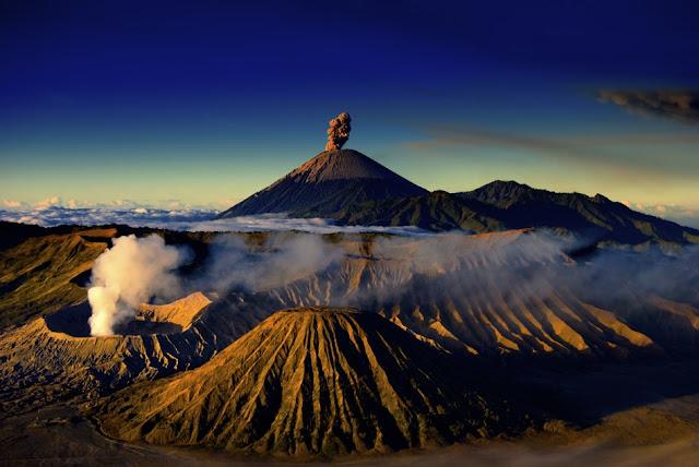 I vulcani più impressionanti