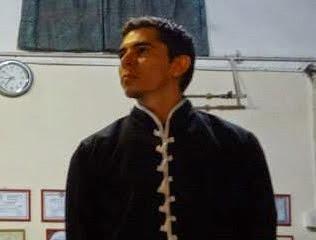 Instructor Daniel Llanes