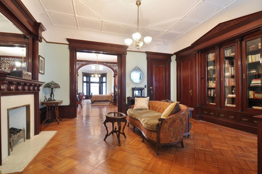 Old world gothic and victorian interior design victorian and gothic interior design Brooklyn brownstone interior