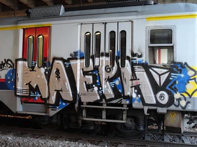 graffiti GRIS