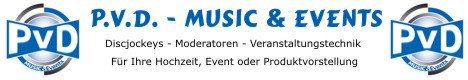 P.v.D. - Music & Events - Der Blog