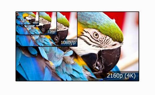 O que é a tecnologia 4K UltraHD