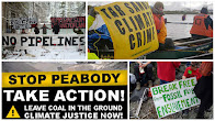 TransCanada and Peabody Coal spying with the feds