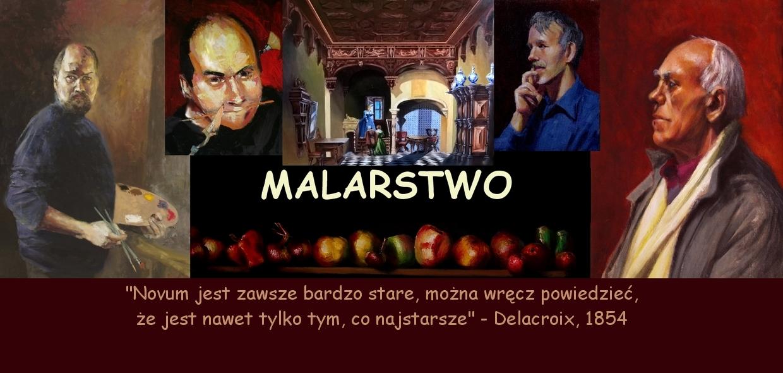 Paweł Tadeusz Galiński - Malarstwo