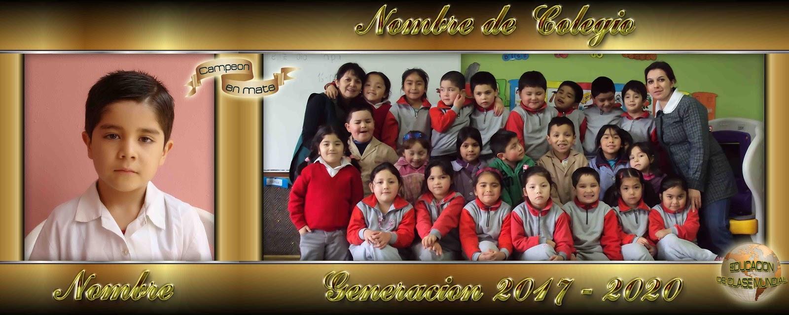 Plantilla Psd Para Foto Grupal Preescolar Gratis | apexwallpapers.com