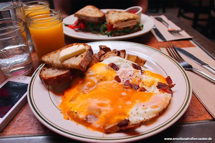 MUD Café Frühstück